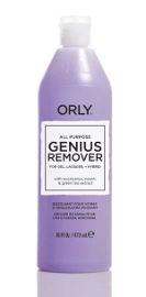 ORLY genius remover  מסיר לק ג'ל