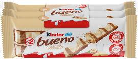קינדר בואנו שוקולד לבן