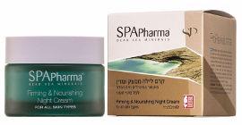 Spa Pharma קרם לילה למיצוק