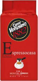 ESPRESSO 1882 קפה טחון ESPRESSO בוואקום אדום