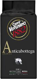 ESPRESSO 1882 קפה טחון ANTICABORREGA בוואקום זהב