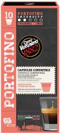 ESPRESSO 1882 קפסולות קפה אספרסו  PORTOFINO תוצרת איטליה