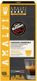 ESPRESSO 1882 קפסולות קפה אספרסו AMALFI תוצרת איטליה