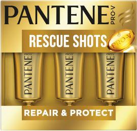 פנטן REPAIR&PROTECT אמפולות להצלת השיער תוך דקה