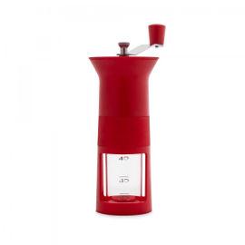 Bialetti מטחנת קפה ידנית צבע אדום