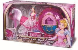 Tato Toy Limited הנסיכה אביב עם עגלה