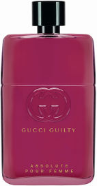 GUCCI GUILTY ABSOLUTE א.ד.פ לאשה
