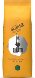 Bialetti תערובת פולי קפה מילאנו 100% ערביקה