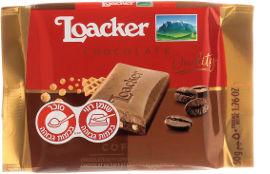 לואקר דואליטי-שוקולד עם קפה ופצפוצי וופל פריך