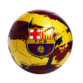 FCBARCELONA כדורגל ברצלונה אדום צהוב
