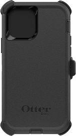 OTTERBOX כיסוי Otterbox ל iPhone 12 & Pro דגם Defender שחור