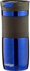 CONTIGO BRANDS כוס מתכת BYRON כחול 16OZ