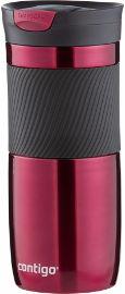 CONTIGO BRANDS כוס מתכת BYRON אדום 16OZ