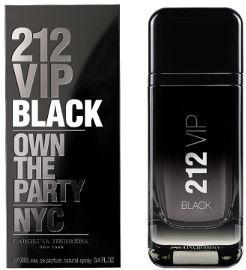 CAROLINA HERRERA 212 VIP BLACK א.ד.פ לגבר