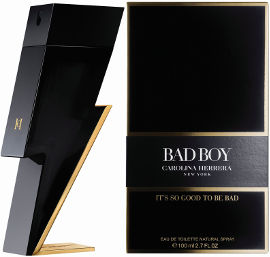 CAROLINA HERRERA BAD BOY א.ד.ט לגבר