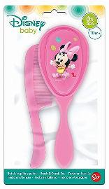 Disney סט מברשת ומסרק מיני מאוס