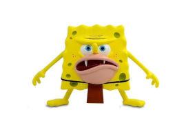 בוב ספוג בובת בוב ספוג  - בוב ספוג מפלצתי