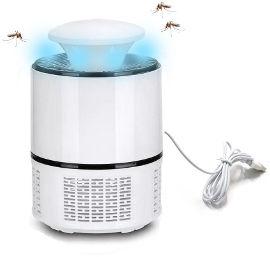 הום סט קוטל יתושים חשמלי נייד לבן