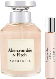 Abercrombie & Fitch AUTHENTIC סט א.ד.ט + א.ד.ט לאשה