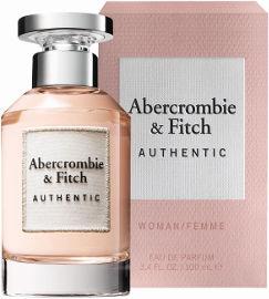 Abercrombie & Fitch AUTHENTIC א.ד.פ לאשה
