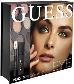 GUESS BEAUTY ערכת איפור לעיניים ניוד 101