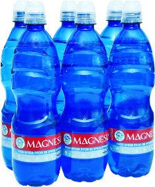 Life Wellness מגנזיה מים מינרליים טבעיים עם תכולת מגנזיום גבוהה