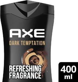 אקס ג'ל רחצה לגבר, שוקולד
