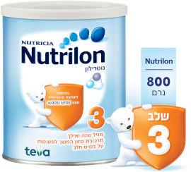 נוטרילון תרכובת מזון לתינוקות שלב 3