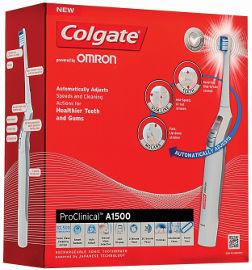 קולגייט פרו קליניקל A1500 מברשת שיניים חשמלית