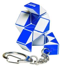 Rubik's מחזיק מפתחות ליצירת מגוון צורות- נחש