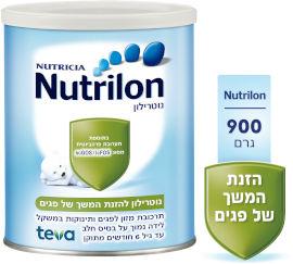 נוטרילון תרכובת מזון לפגים ותינוקות משקל לידה נמוך על בסיס חלב