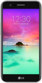 LG טלפון סלולרי LGM250Y K10-2017 צבע שחור