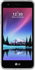 LG טלפון סלולרי LGX230Z K4 צבע שחור