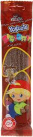 יוגטה חיספוסים- ממתק חמוץ בצורת שטיח בטעם קולה