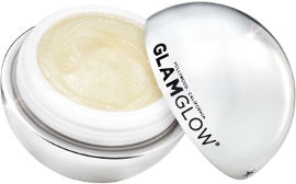 GLAMGLOW POUTMUD WET LIP BALM TREATMEN טיפול באלם משקם לשפתיים - CLEAR