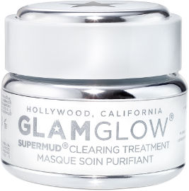 GLAMGLOW SUPERMUD CLEARING TREATMENT - GLAM  מסכה לטיפול מטהר בגודל נסיעה