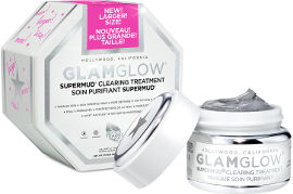 GLAMGLOW SUPERMUD CLEARING TREATMENT מסכה לטיפול מטהר
