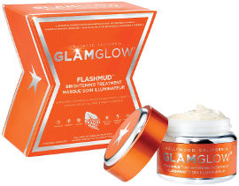 GLAMGLOW FLASHMUD BRIGHTENING TREATMENT  מסכה מבהירה לעור זוהר