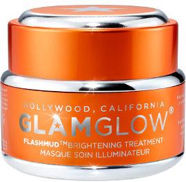 GLAMGLOW FLASHMUD BRIGHTENING TREATMENT - GLAM  מסכה מבהירה לעור זוהר בגודל לנסיעה