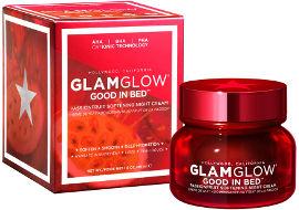 GLAMGLOW GOOD IN BED קרם לילה מועשר בפסיפלורה לריכוך העור