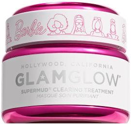 GLAMGLOW BARBIE SUPERMUD מסכה מטהרת לטיפול בפגמי עור