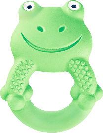 מאם נשכן צעצוע מקס הצפרדע ירוק