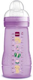 מאם בקבוק הזנה לתינוק 2+ לתינוק סגול
