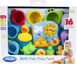 PlayGro מארז משחקי אמבטיה