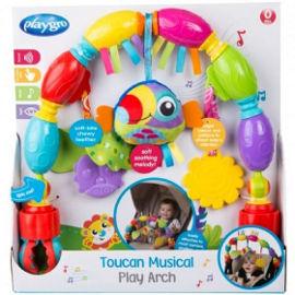 PlayGro קשת מוזיקלית לעגלה