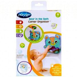 PlayGro פינת ארגון דב באמבט