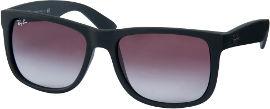 Ray-Ban *יבוא מקביל משקפי שמש, דגם 4165, צבע 601/8G מידה 55