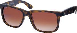 Ray-Ban *יבוא מקביל משקפי שמש, דגם 4165 צבע 710/13 מידה 55