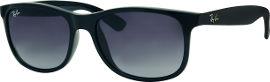 Ray-Ban *יבוא מקביל משקפי שמש, דגם 4202 צבע 601/8G מידה 55