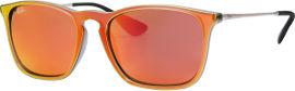 Ray-Ban *יבוא מקביל משקפי שמש, דגם 4187 צבע 63206Q מידה 54